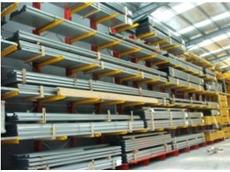 Metalsistem Unicant Pallet Racking System