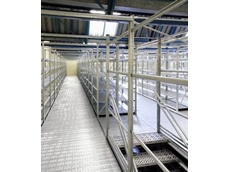 Unirack modular storage system