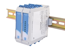 Acromag 6-channel optocoupler and interposing relay modules monitor/control high-voltage field devices