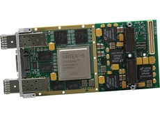 Acromag MC-6VLX user-configurable Virtex-6 FPGA modules with PCIe and SRIO/Aurora interface