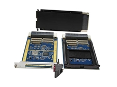 Acromag's mezzanine carrier cards for VPX, VME, PCI, PCIe and cPCI systems