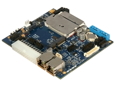 Acromag's rugged COM Express module carrier card offers full-featured I/O plus Mini PCIe expansion site