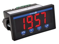 Acromag's VPM3000 display - The big 31mm high numerals are clearly visible from far away, even in bright sunlight
