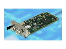 AdvancedMC WAN I/O module for OC-12 ATM telecommunication networks
