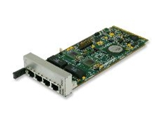 AdvancedMC gigabit ethernet network interface card