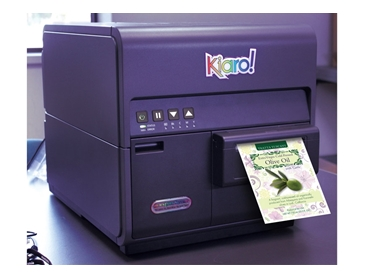 Kiaro! Colour Label Printers