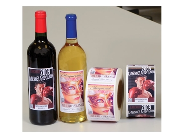 Kiaro! Printed Wine Bottle Labels