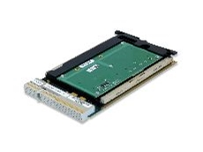 Conduction cooled 3U CompactPCI SBC