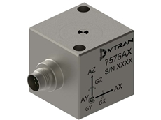 Dytran 7576A family of analogue 6DOF motion sensors