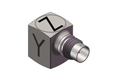 Dytran Miniature Triaxial IEPE Accelerometer Available from Metromatics