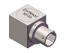 Dytran Model 3315A high frequency accelerometers for vibration monitoring of rotating machinery