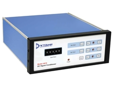 Dytran Model 4010 microprocessor controlled DC signal conditioner