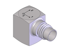 Dytran model 3023A6H miniature triaxial accelerometers from Metromatics