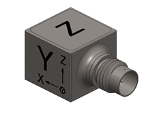 Dytran releases miniature, low noise triaxial accelerometers
