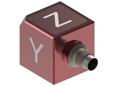 Dytran's triaxial accelerometer