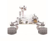 FUTEK sensors help Rover drill on NASA's Mars mission