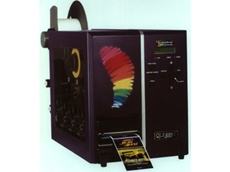 Full colour digital label printer