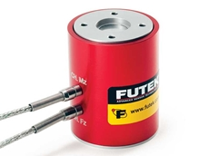 Futek's MBA500 torque and thrust biaxial sensor