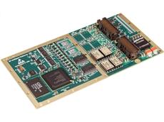 RAR15-XMC multi-protocol embeddable avionics module