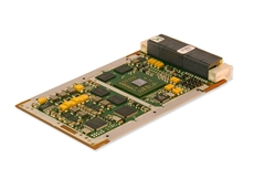 GRA111 high performance graphics board for supercomputing applications in harsh environments