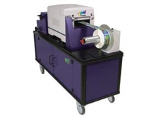 Higher-speed Quicklabel Vivo! digital colour label printer available from Metromatics