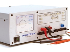 Huntron Trackers 2800 and 2800S can now be interfaced with Huntron Workstation Software