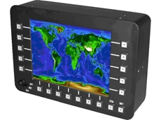 Hydra rugged LCD monitor available from Metromatics
