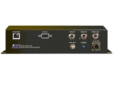 ITS 6041G-HD HD-SDI video data encoders from Metromatics