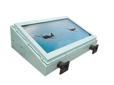 Metromatics Industrial LCD Displays