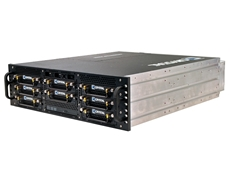 Crystal Group's RS378 rugged 3U server