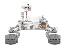 Mars Rover Curiosity drills into Martian surface with customised FUTEK sensors