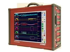 TMX High-Speed Data Acquisition System