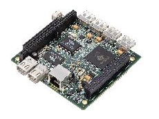 Metromatics presents PC-104 USB2.0/FireWire/Ethernet Combo Card