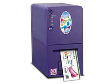 Kiaro! 50D inkjet colour label printer