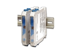 New Acromag USB-configured 2-wire transmitters feature universal sink/source 4-20mA output for easy install