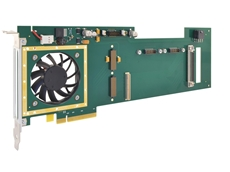 New Acromag carrier cards interface XMC mezzanine modules to PCI Express bus for PC- based embedded systems