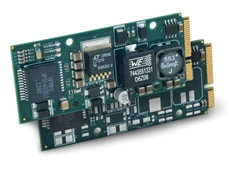 New Ethernet communication modules offer optional PoE model
