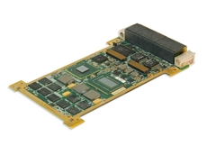 New GE 3U VPX single board computers improve throughput while reducing thermal footprint