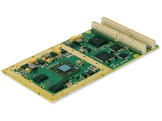 PMCCG1 graphics mezzanine cards are equipped with 256Mb of DDR2 memory