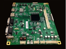 New MetroSpec LCD controller board for digital signage