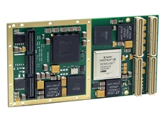 New PMC module uses economical Spartan-6 FPGA to reduce cost of complex embedded computing tasks