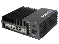 New fanless rugged embedded computer for demanding conditions