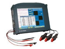 Power monitor/data acquisition recorder