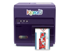 QuickLabel Kiaro! D inkjet colour label printer