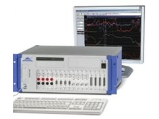 Rack mounting data acquisition computing platforms