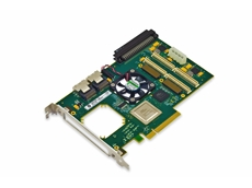 SPR418A PCI Express hybrid carrier cards available from Metromatics