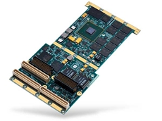XPedite6101 COTS board solution based on Wind River VxWorks 653 platform