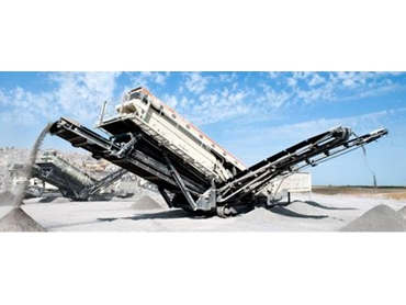 Screening Solutions from Metso Minerals