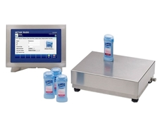 The IND890SQC terminal from Mettler Toledo
