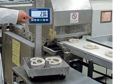 Basic Industrial Bench Scales in the Bakery Industry